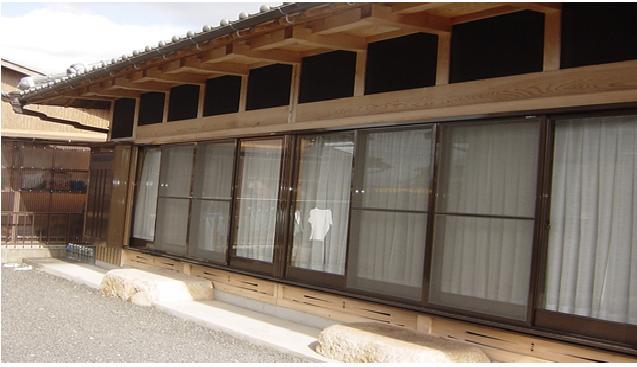 木造建築の施工